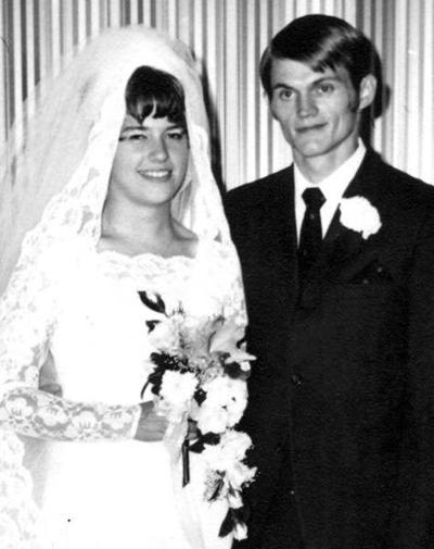 50th: Bruce and Shelley Dyer