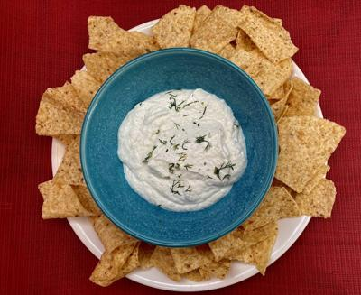 Cucumber dip keeps its cool in the chips