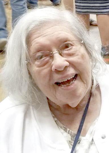 Audrey Pearl Crabb