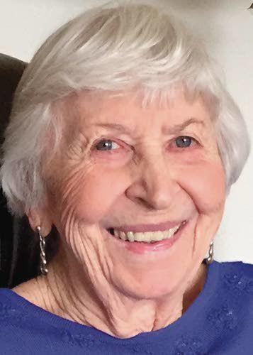 Joyce Mary (Busch) Frei