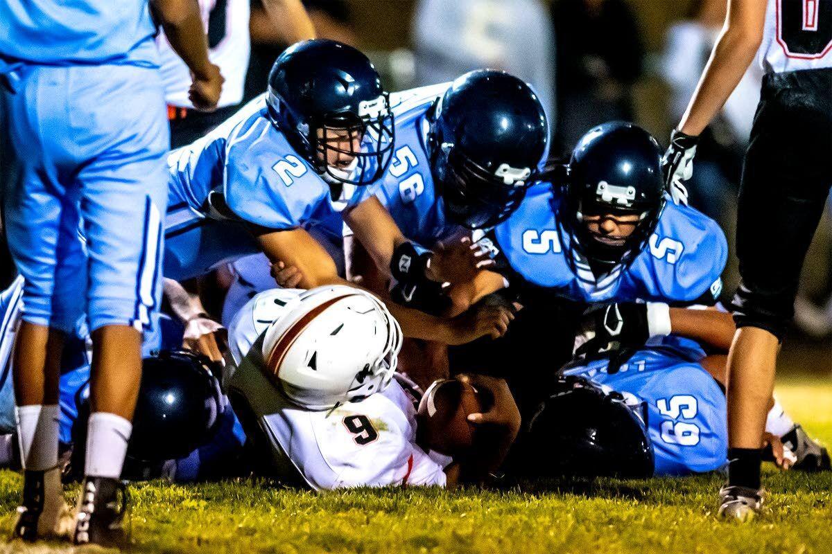 Wildcats unleash fury on Trojans