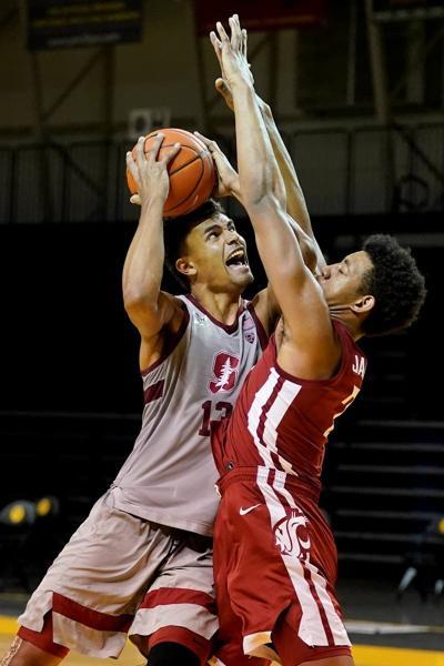 Cardinal surge late, earn 9th straight win vs. WSU