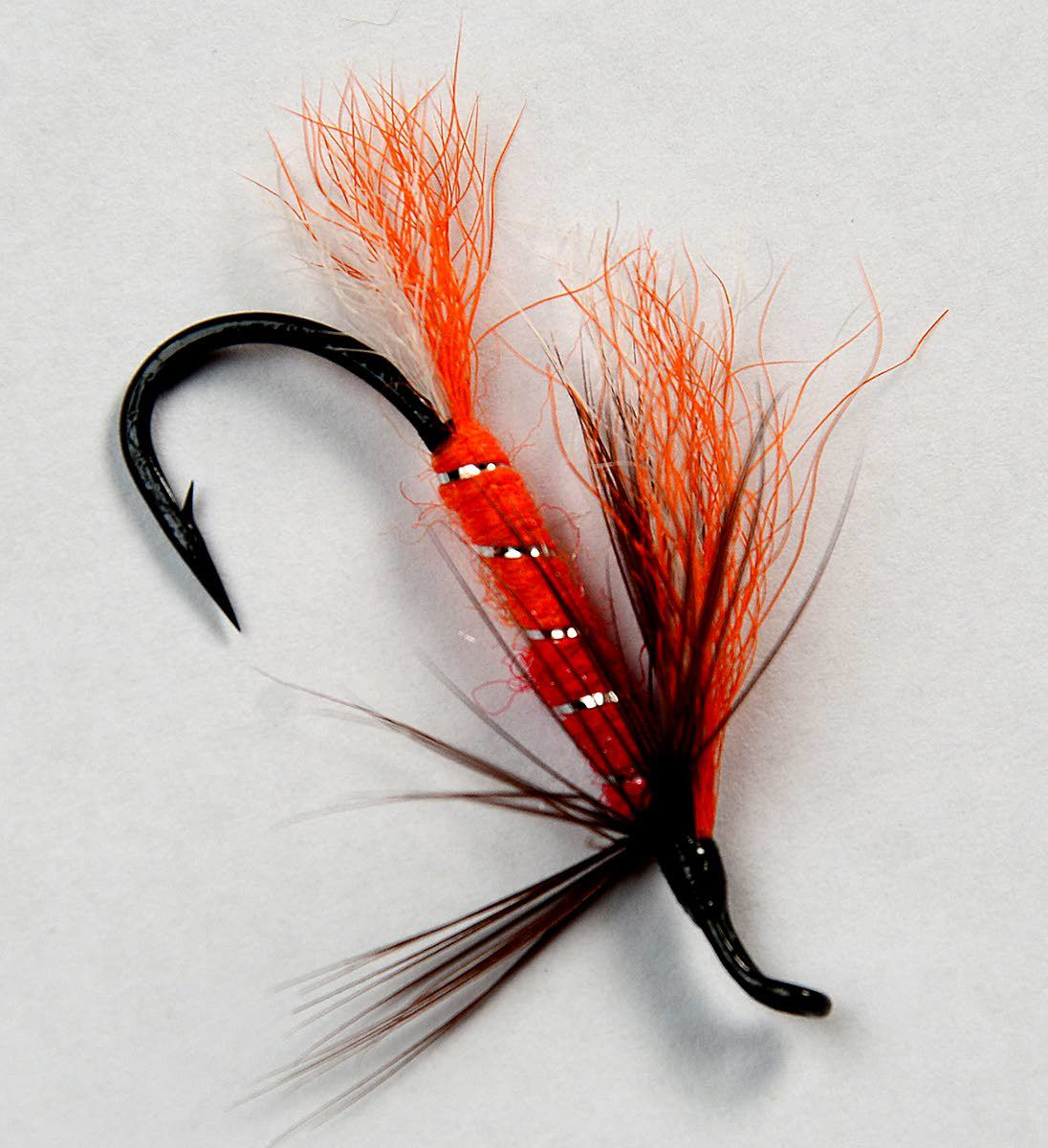 Brad's Brat: This is the gem that lured me to fly fishing