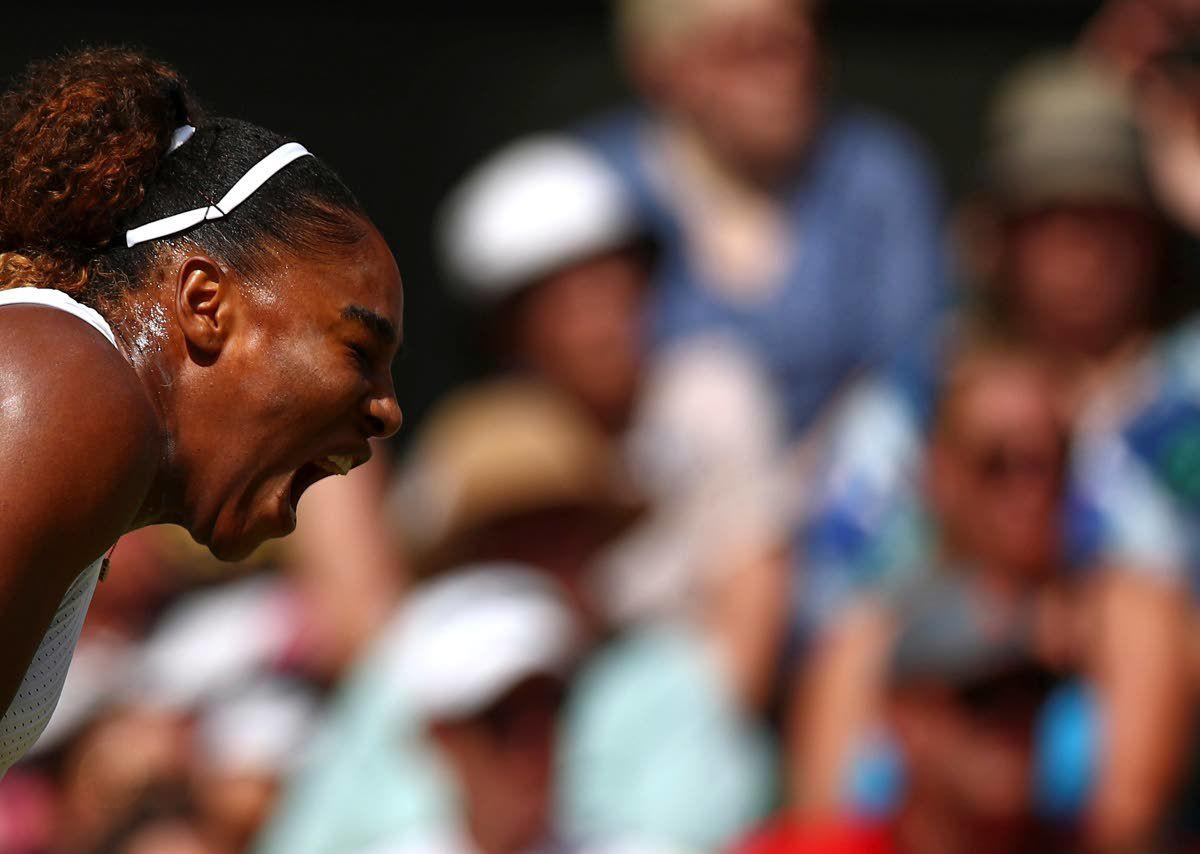 For finals-bound Serena, it's not about 24th Slam
