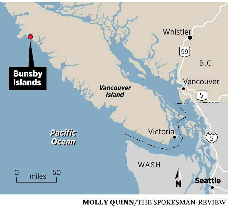 Vancouver's rugged west coast offers kayaking adventures
