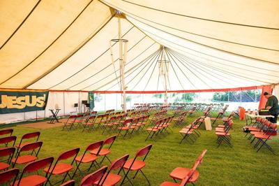 Tent revival coming to Lewiston