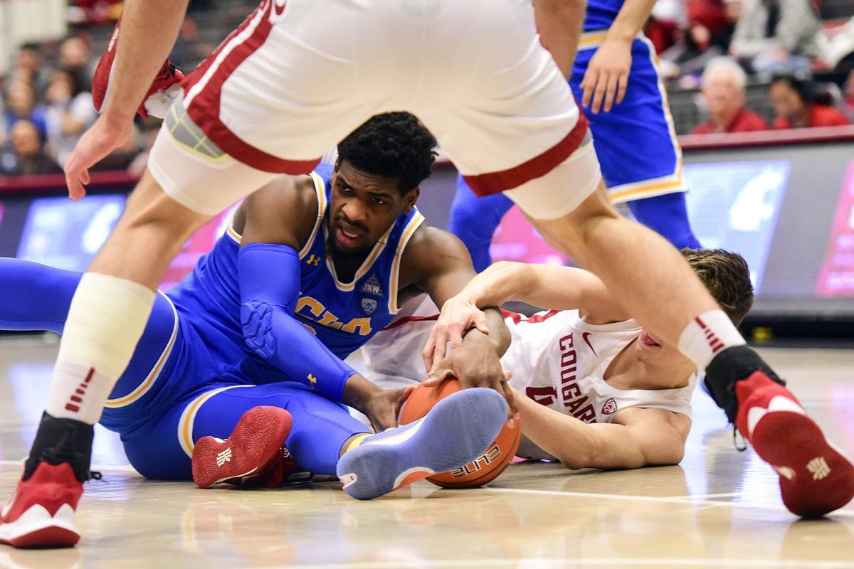 UCLA Washington St Basketball
