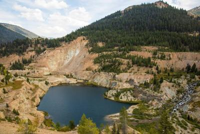 Forest Service weighs in on mine proposal