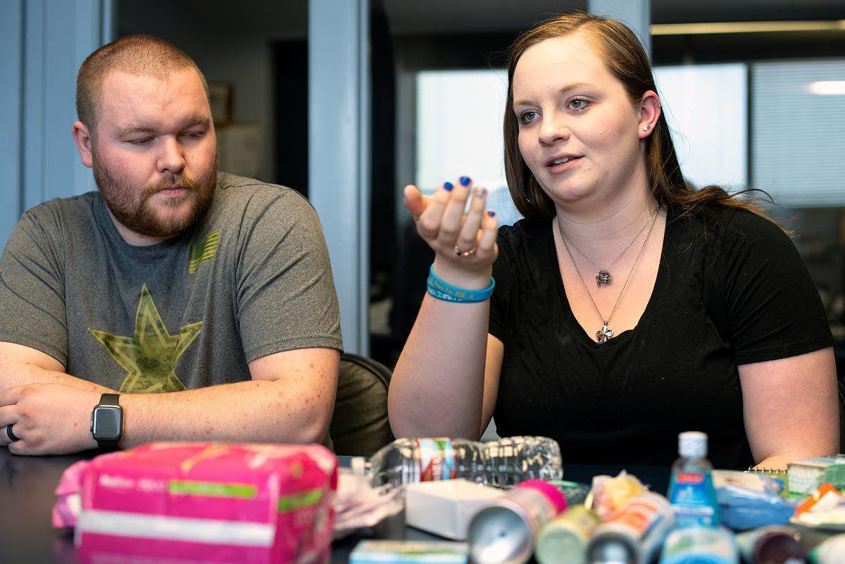 Clarkston couple send care packages to parents at hospital