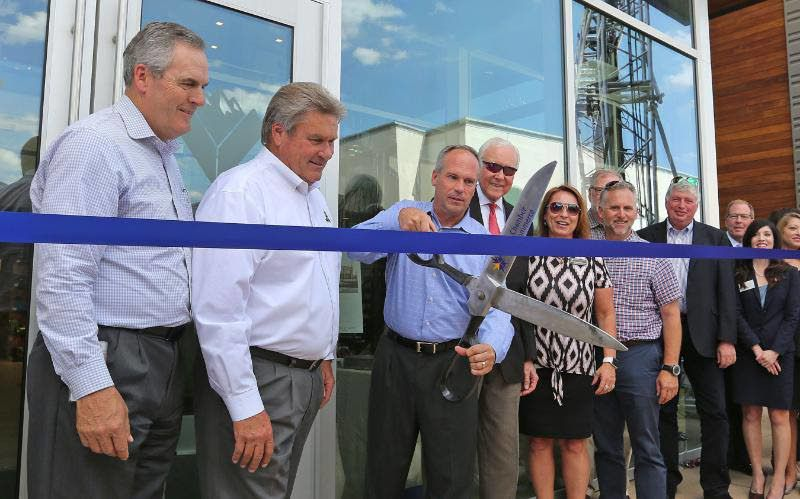 Vista Outdoor exiting well-appointed Utah hub