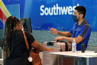 As cases rise, Southwest sees slower recovery