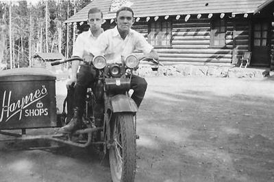 Motorcycles and their riders played colorful role in YNP's early days