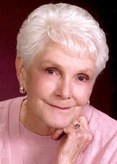 Patricia Clare Biggers Capps
