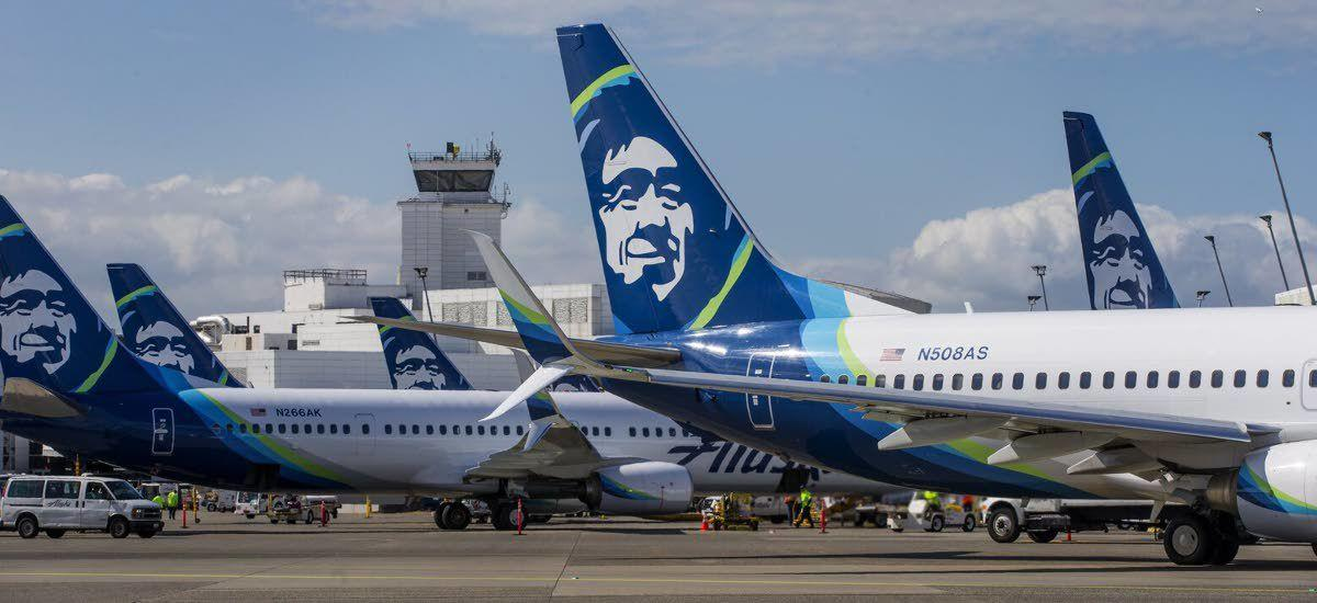 Alaska Air will cut thousands of jobs and shrink to survive downturn