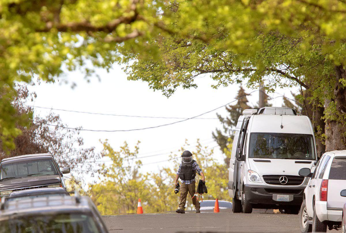 Bomb squad gets third call this week   Northwest   lmtribune com