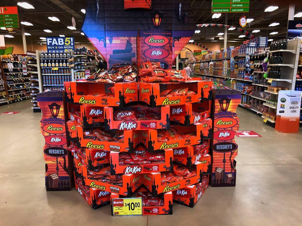 Lewiston Tribune Halloween 2020 Halloween candy flying off shelves   Northwest   lmtribune.com