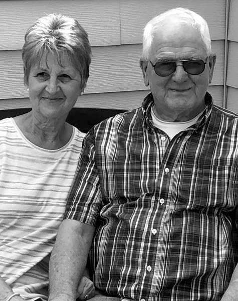 50th: Ken and Marsha Eldred