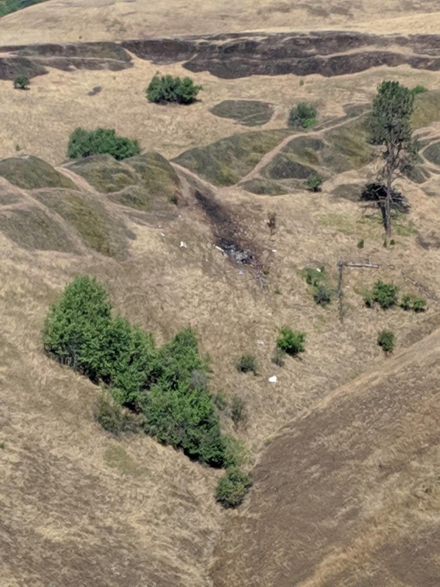 Plane crash near Kooskia kills couple