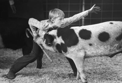 Blast from the Past / 1986: Going whole hog at the fair