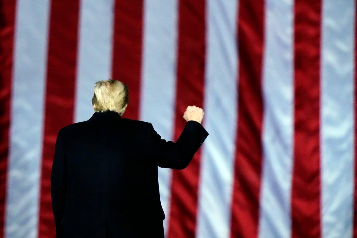 House racing to impeach Trump