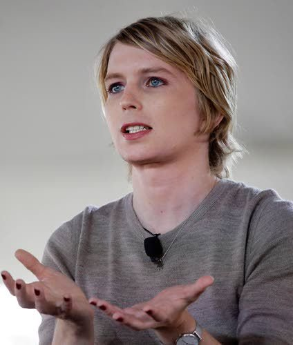I am not a traitor, says whistleblower Chelsea Manning