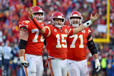 Chiefs win, end 50-year drought