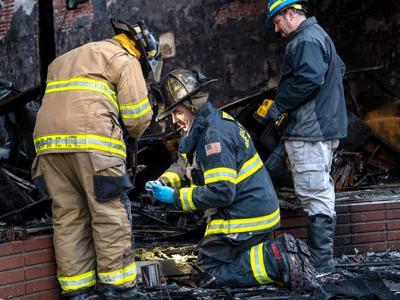 Restaurant fire under investigation