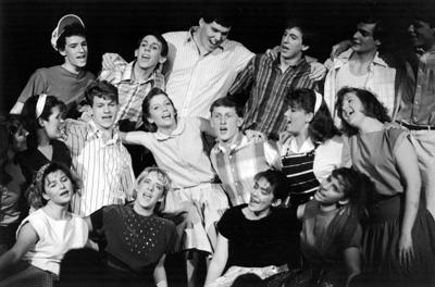 Blast from the Past / 1989: 'Babes in Arms' at LHS