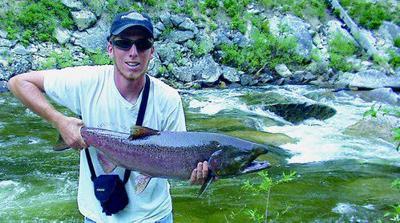 Idaho summer chinook fishing may heat up