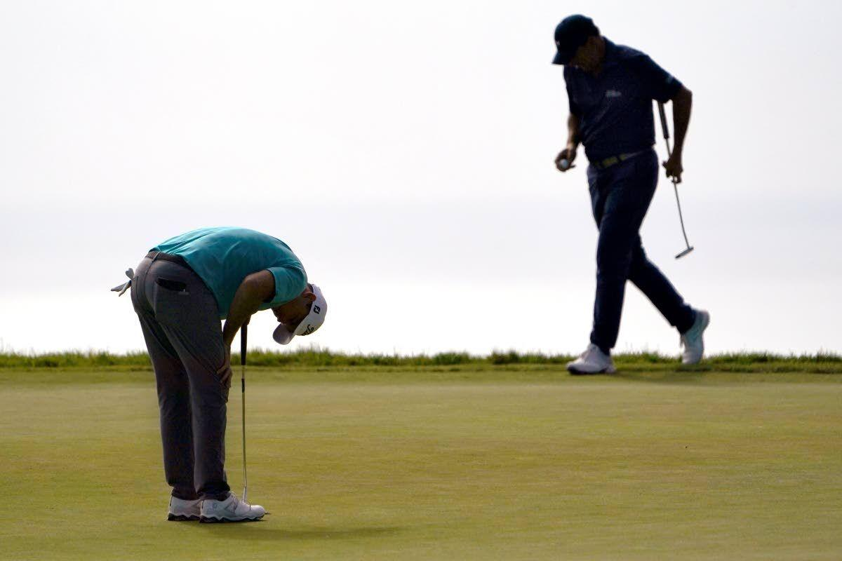Oosthuizen, Hughes forge tie with Henley at Open