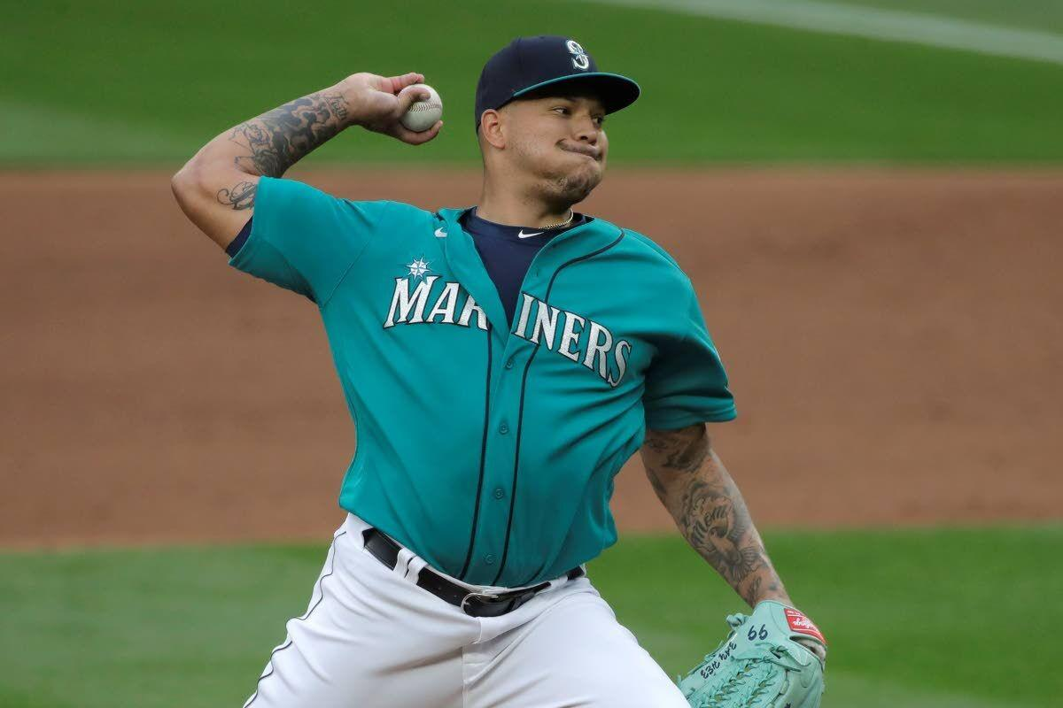 M's Walker overpowers A's