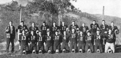 Blast from the Past / 1958: Glory on the gridiron
