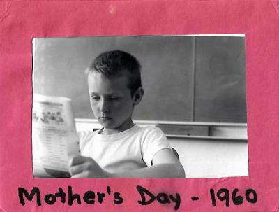 Blast from the Past / 1960: Her boy is studying hard