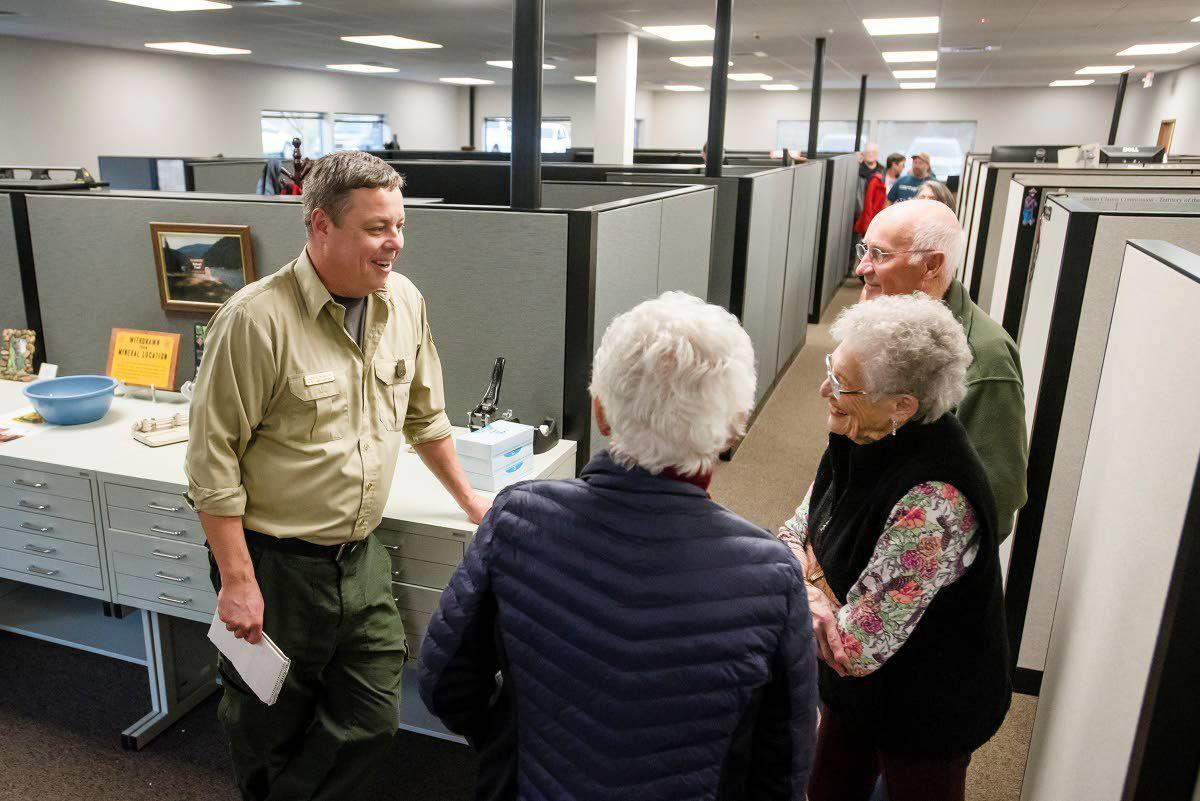Forest Service moves into downsized digs at Orofino
