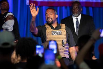 Idaho court: Kanye West can stay on ballot