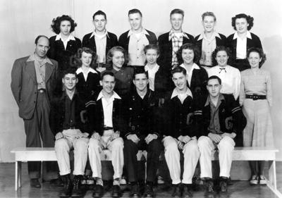 Blast from the Past / 1949: Craigmont High School Cougars