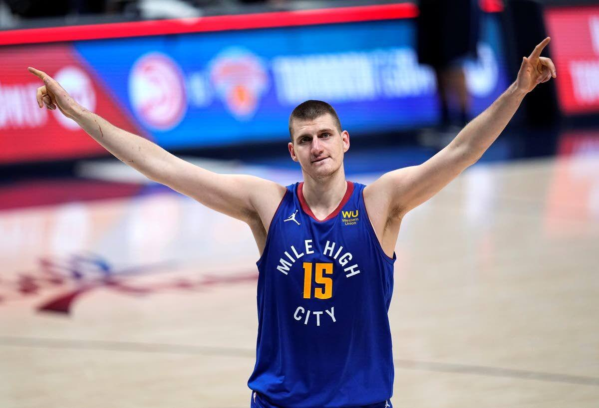 No joke: Jokic wins NBA MVP award