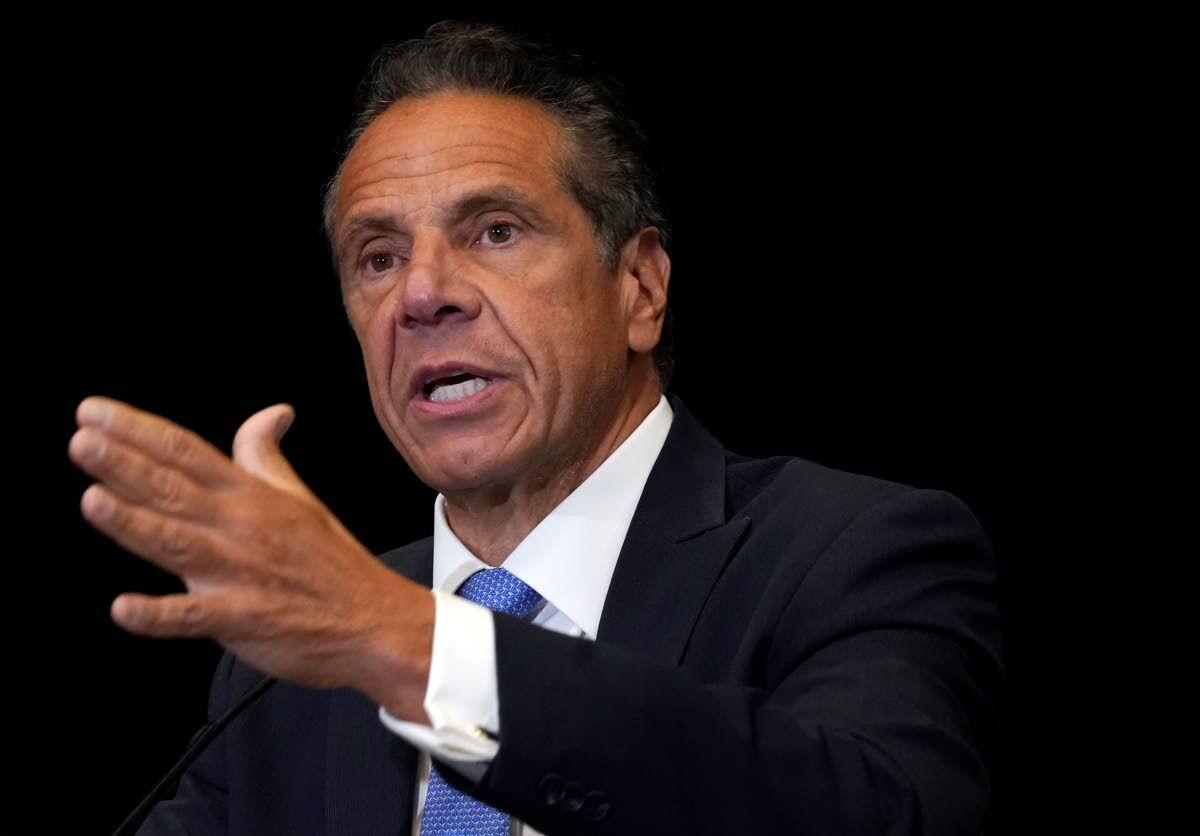 Cuomo urged to resign after sexual harassment probe