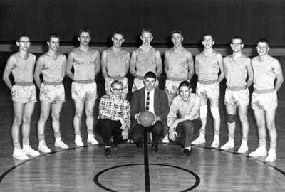 Blast from the Past / 1962: Nine cagers from Cottonwood