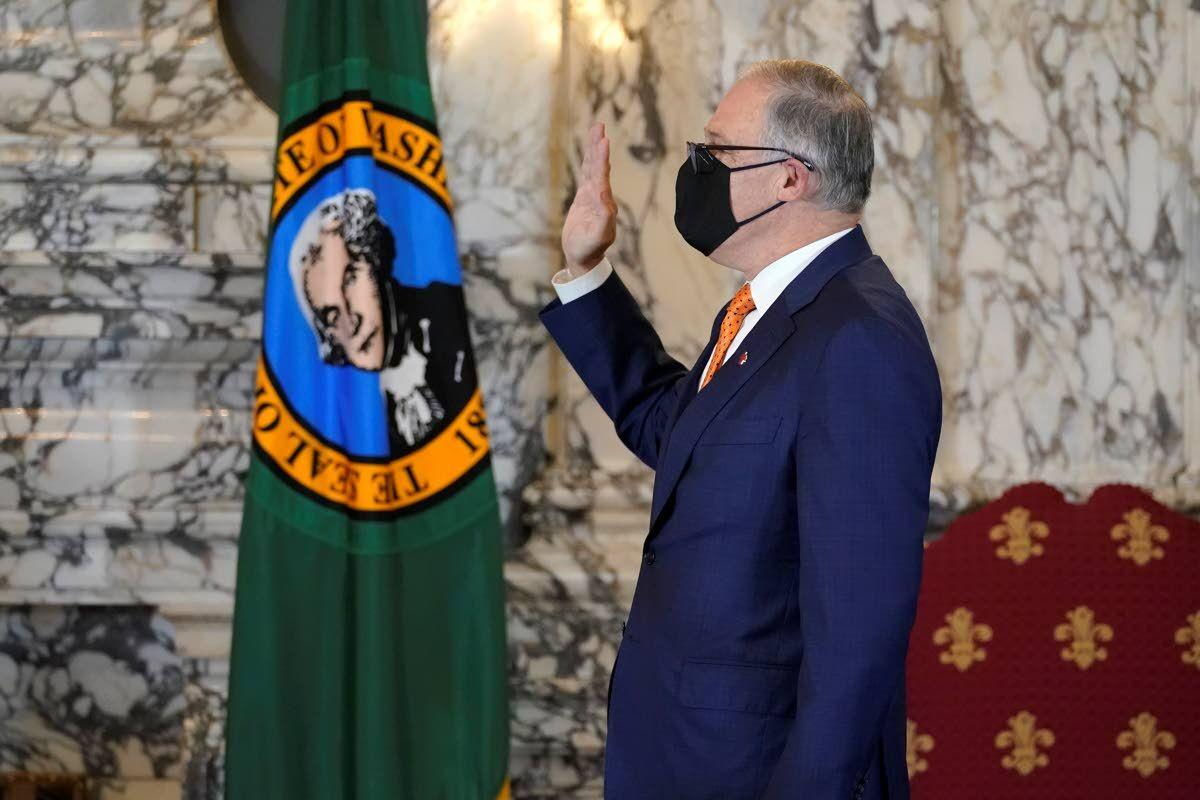 Inslee: State must work toward 'new normal'