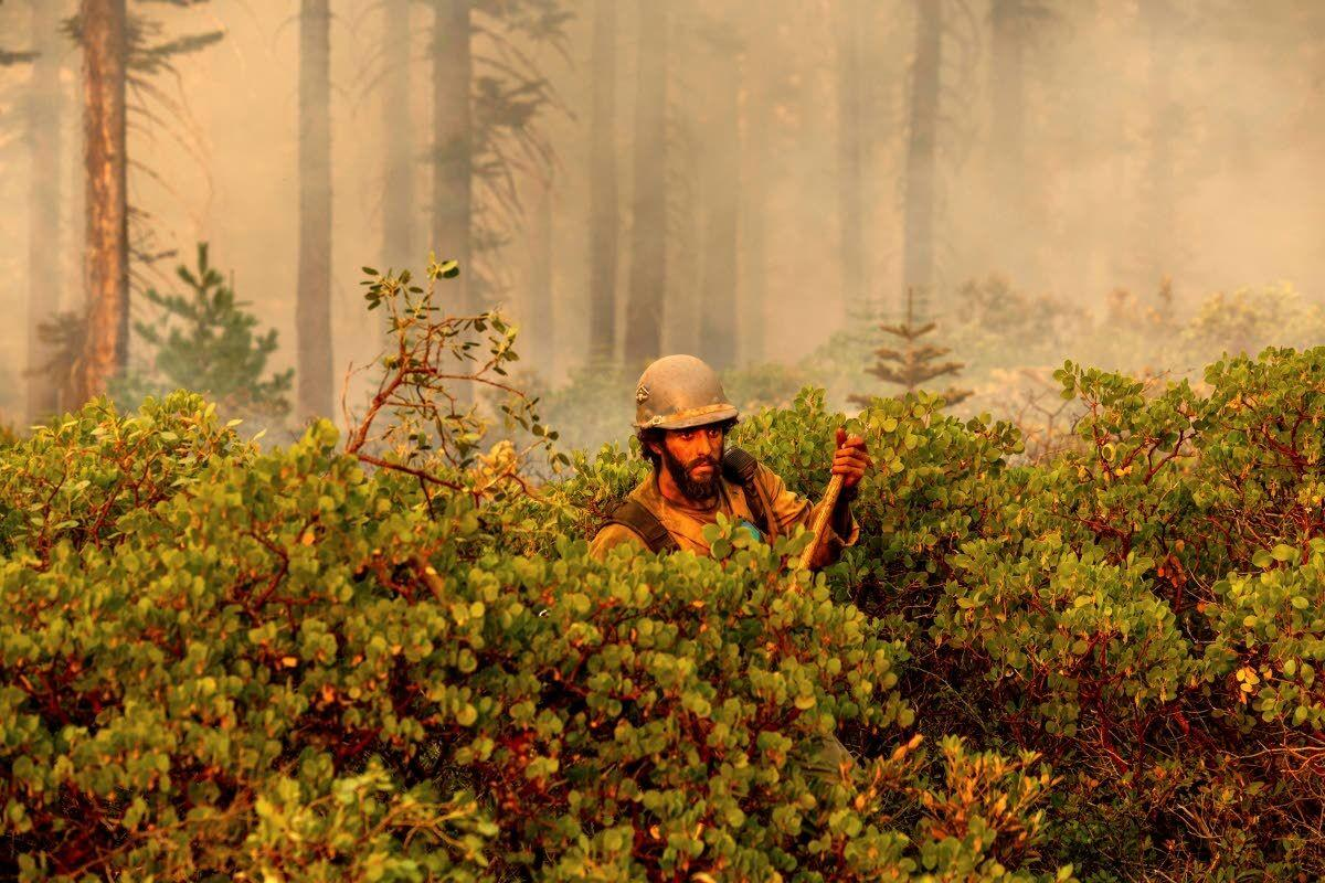 Wildfire resources starting to run thin