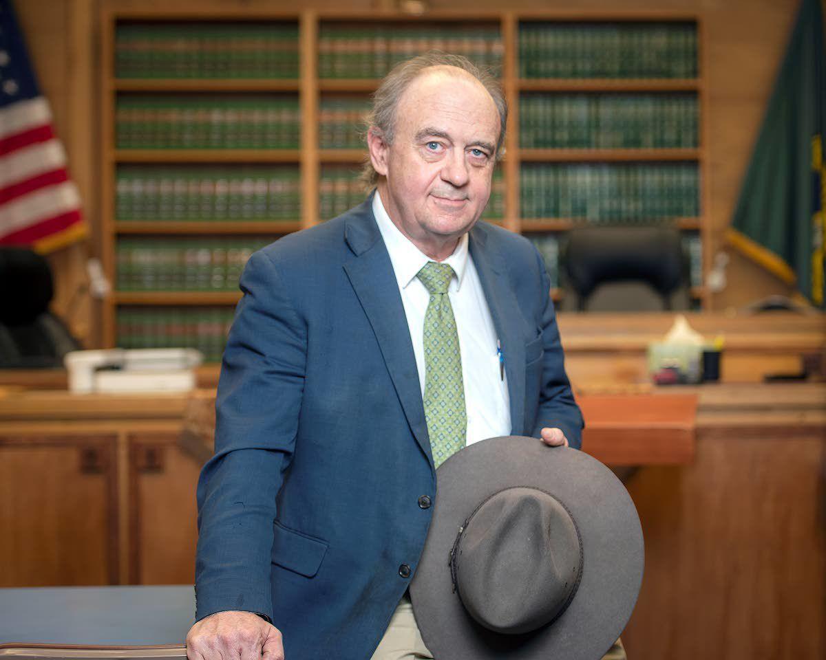 Defense Attorney Eyes The Bench Northwest Lmtribune Com