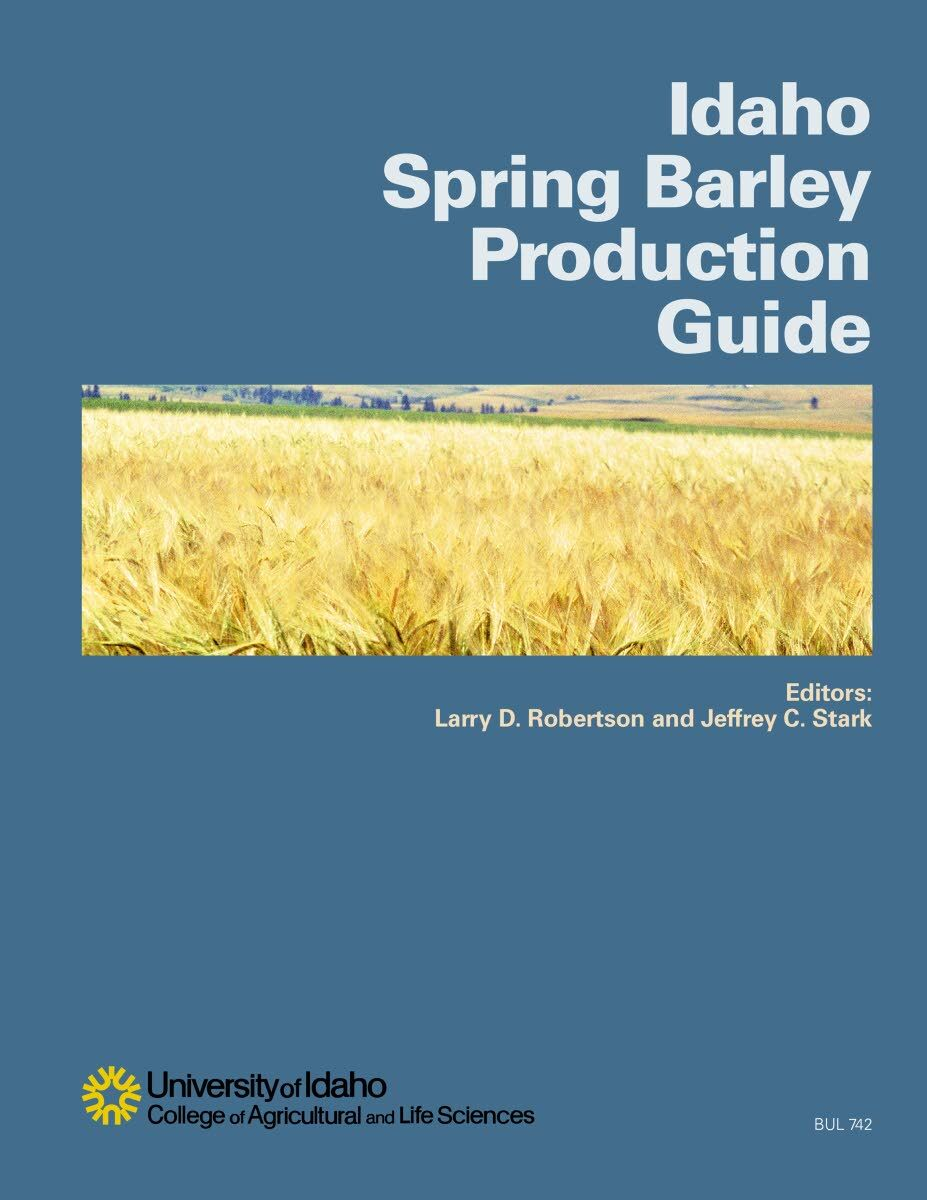 UI researcher aims to update barley growers' guide