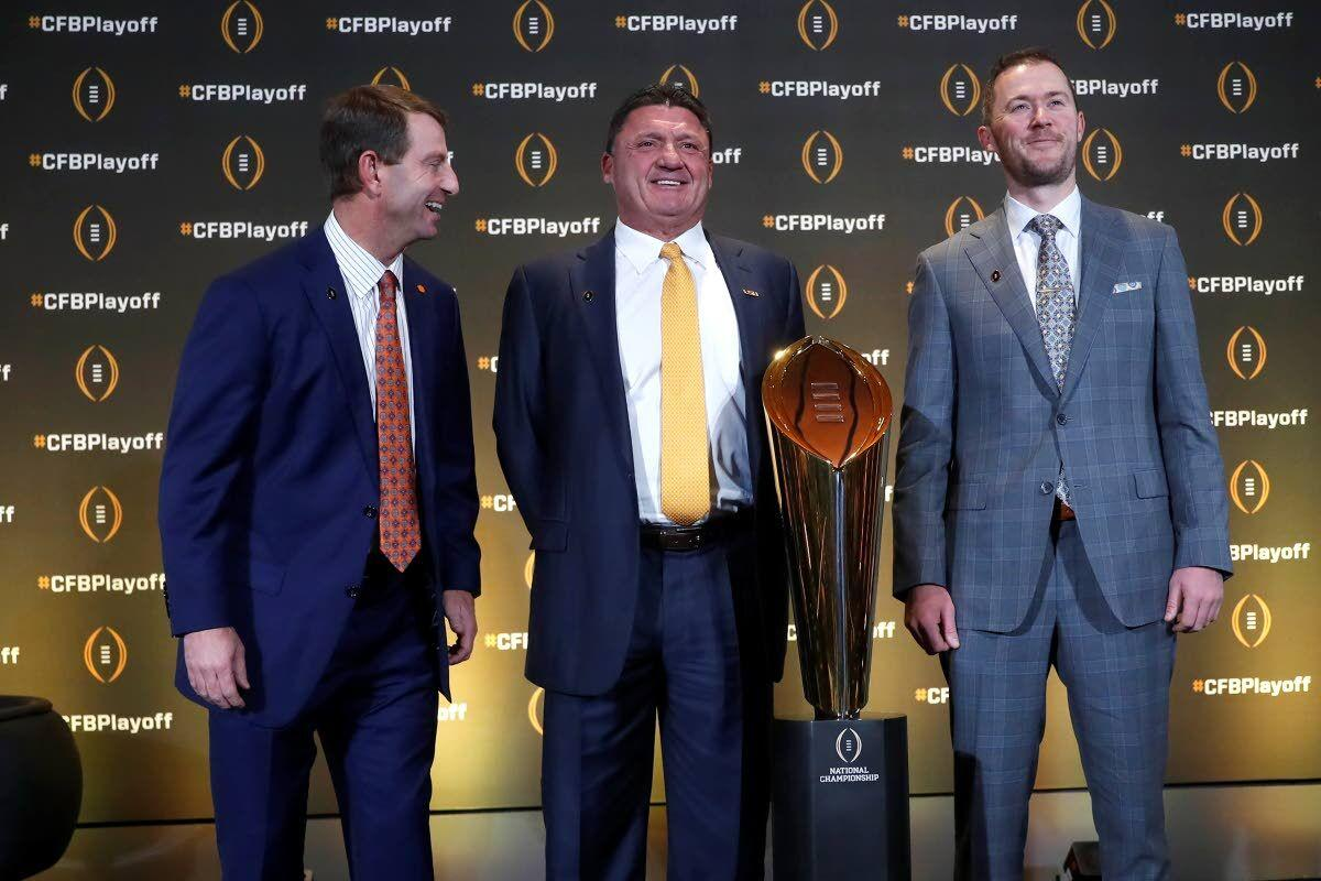CFP might consider an increase to 12 teams