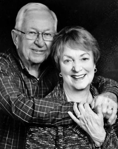 60th: Doug and Charlotte Higgins