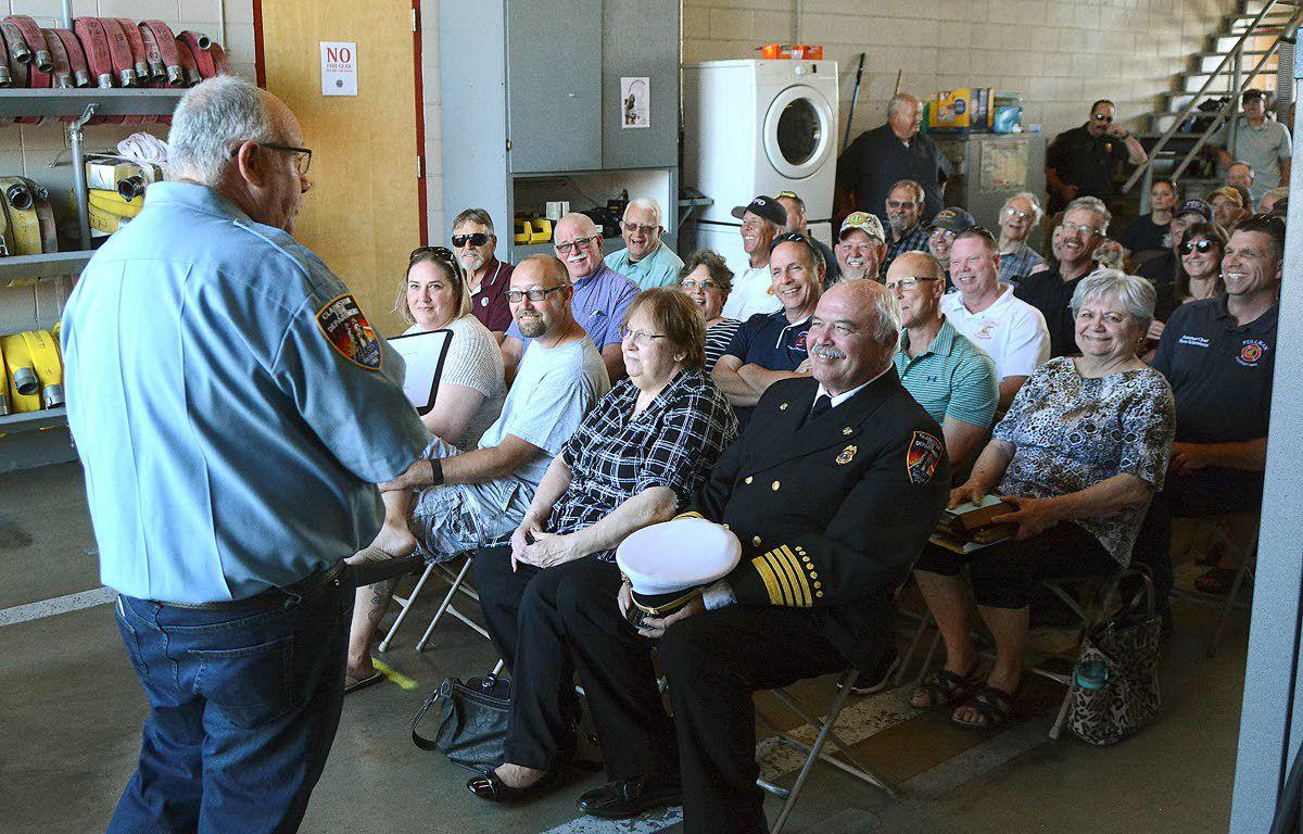 Clarkston's fire chief turns the page