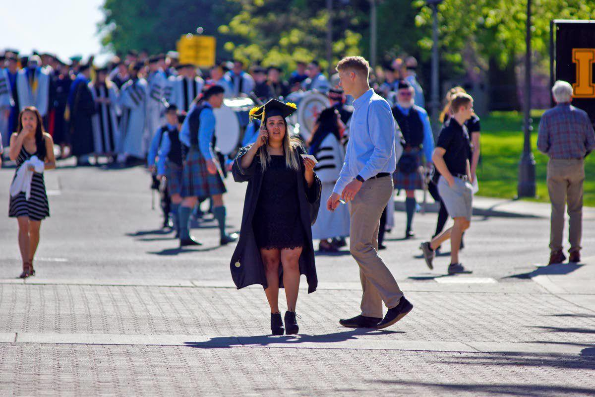 UI grads look to their futures