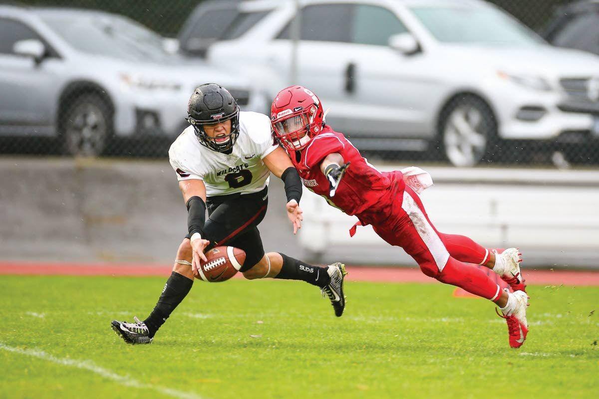 Canada's only NCAA football team will open at Idaho