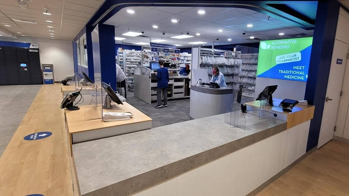 The future of Rite Aid: 'a health and wellness destination'