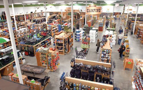 warehouse sportsman ammo clothing outdoor lewiston near grade shopko fishing lmtribune gear camping newly opened sell quick thain offering retail